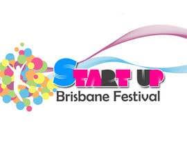 Nro 7 kilpailuun Design a Logo for Startup Festival Brisbane käyttäjältä celina56125