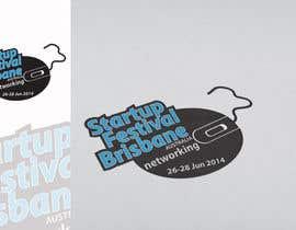 #6 for Design a Logo for Startup Festival Brisbane af CIPRIAN1