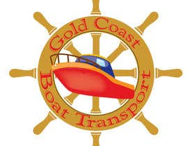 RichardandCherry tarafından Design a Logo for a Boat Transport company için no 24