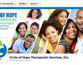 #39 cho Design a Facebook landing page for Circle of Hope Therapeutic Services, Inc. bởi eshad222