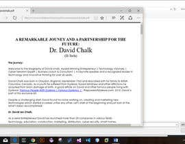 mahershahmeer tarafından Design a PDF for me from a word doc için no 1