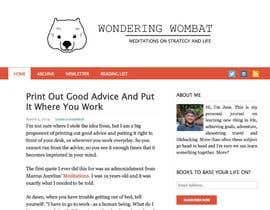 #29 untuk Design a Banner for blog oleh jneximint