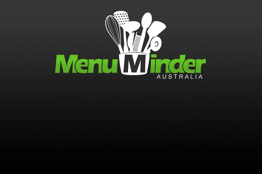 Logo Design for MenuMinder
