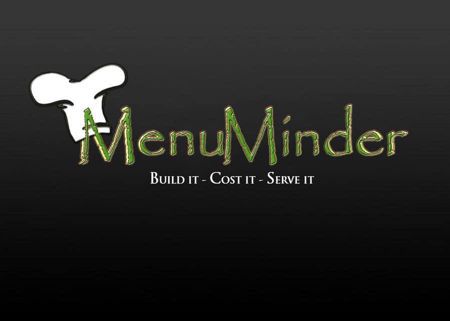 Proposition n°94 du concours Logo Design for MenuMinder