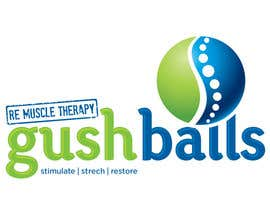 #104 for Design a Logo for Massage Balls af samazran