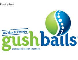 nº 115 pour Design a Logo for Massage Balls par samazran