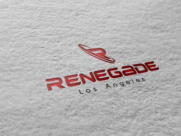 #99 for Design a Logo for RenegadeLA by iffikhan