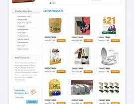 #44 for Projetar a Maquete de um Website for Consulting Company by logon1