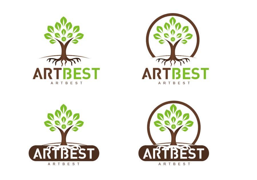 Kilpailutyö #50 kilpailussa Logo-Design for a new company
