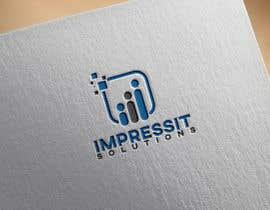 azhanmalik360 tarafından Logo and Corporate Style Design for Impress It Solutions için no 79