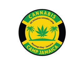 #76 for Design a Logo for Cannabis Camp Jamaica by Vick77