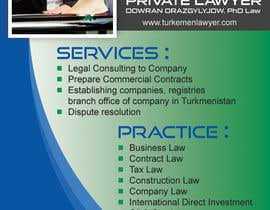 #15 for Law Firm Magazine Ad by Atiqrtj