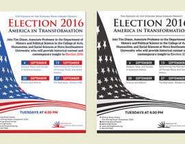 MooN5729 tarafından Election Flyer için no 20