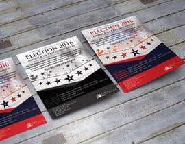 MooN5729 tarafından Election Flyer için no 25
