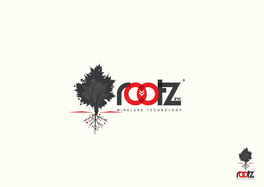 Contest Entry #80 for Design a Logo for ROOTZ INCORPORATED