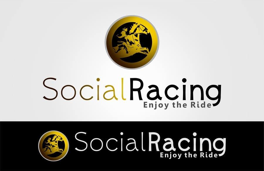 Penyertaan Peraduan #14 untuk Logo Design for Social Racing