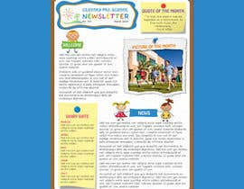 #11 para Design a Nursery Newsletter Template (email friendly) por siamtonsing19