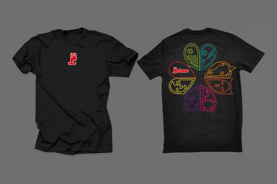 Contest Entry #                                        95                                      for                                         T-shirt Design for Petsoo