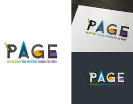#84 para Design a Logo for Library For All's PAGE program por stoske