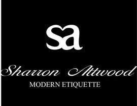 #39 for Design a Logo for Sharron Attwood - Modern Etiquette by cloneSolutions