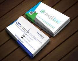 Sazzadbr tarafından Design Double Sided Business Cards for Modern Accounting Firm için no 131