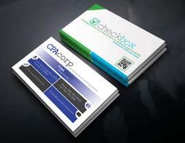 Sazzadbr tarafından Design Double Sided Business Cards for Modern Accounting Firm için no 133