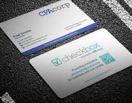 BikashBapon tarafından Design Double Sided Business Cards for Modern Accounting Firm için no 75