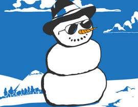 #12 for Design a Snowman for me (profile image) by cvekcvek
