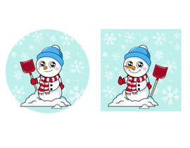 #10 for Design a Snowman for me (profile image) by salman132