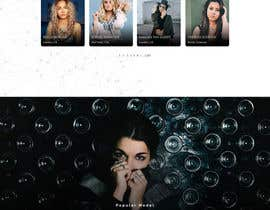 MazenDesigns tarafından Design a Fashion Website Mockup için no 10