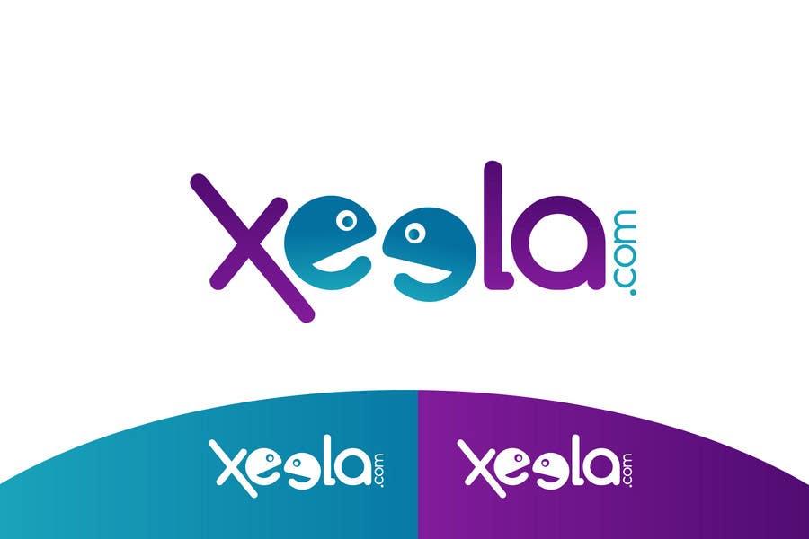 Proposition n°127 du concours Logo Design for Xeela.com
