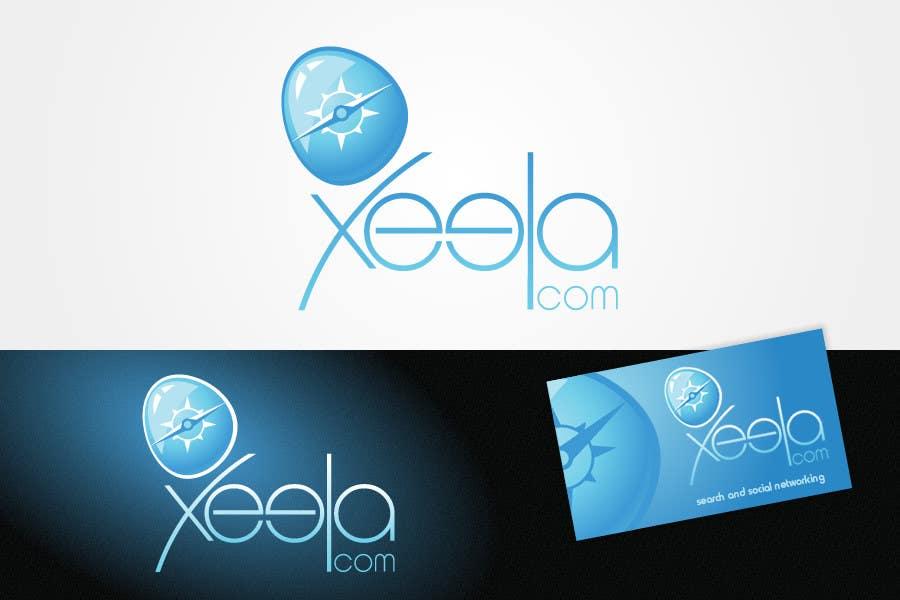 Bài tham dự cuộc thi #140 cho Logo Design for Xeela.com