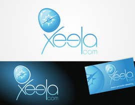 #140 para Logo Design for Xeela.com por Qor