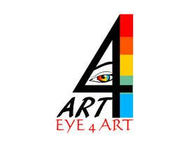 #17 for Design a Logo for : Eye 4 Art af minidra