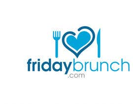 #11 for Design a Logo for www.fridaybrunch,com af CAMPION1