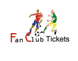 #3 untuk Design a Logo for sealing tickets for soccer games oleh vjahtimtiaz