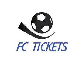 #12 untuk Design a Logo for sealing tickets for soccer games oleh luanarb