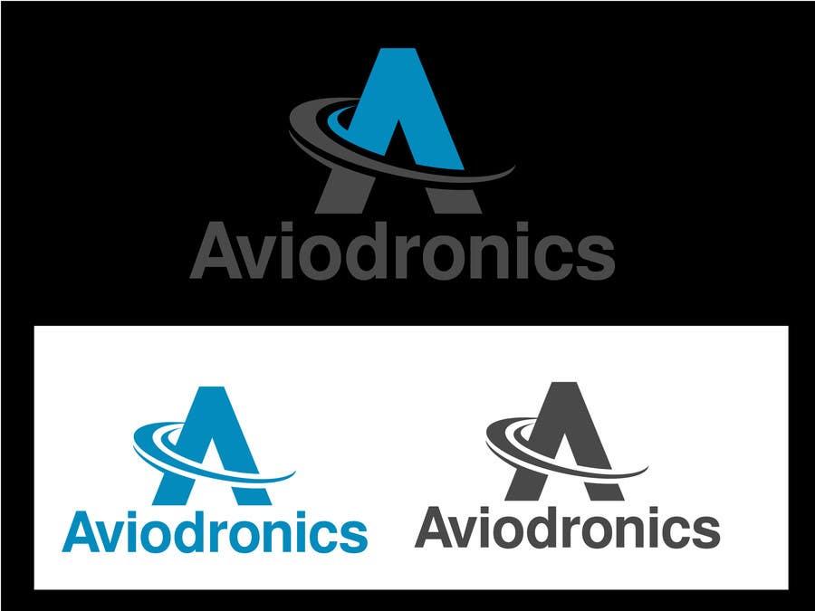 Kilpailutyö #42 kilpailussa Design a Logo for a drone company