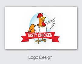 nº 24 pour Design a Logo for 'Tasty Chicken' par amrogoda4m