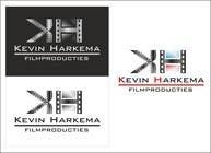 Bài tham dự #57 về Graphic Design cho cuộc thi Design a Logo for Kevin Harkema Filmproducties