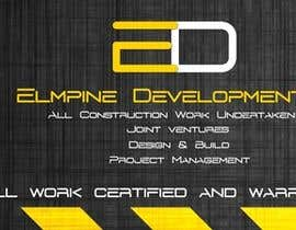 #21 cho Design a Banner for 'Elmpine Developments bởi JaizMaya