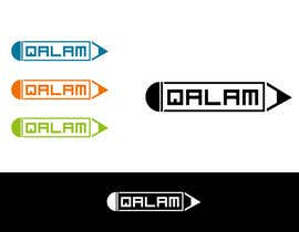 #26 for Logo Design for qalam af Grupof5