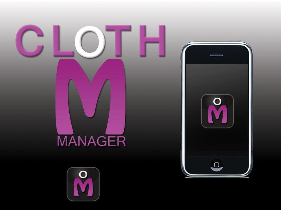 Konkurrenceindlæg #118 for Logo Design for Clothes Manager App