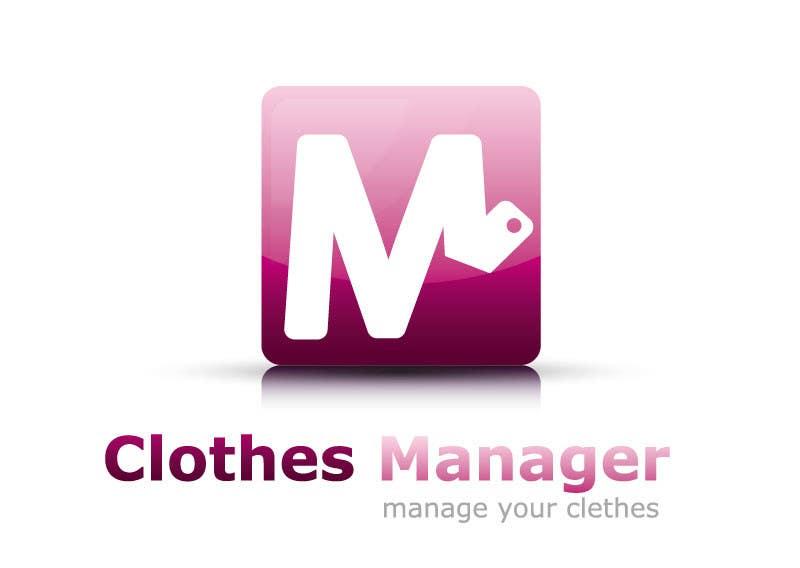 Konkurrenceindlæg #49 for Logo Design for Clothes Manager App