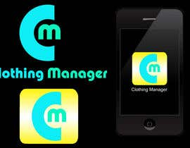 #188 cho Logo Design for Clothes Manager App bởi mosayik