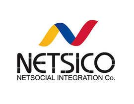 #171 for Design a Logo for Netsico by Particle