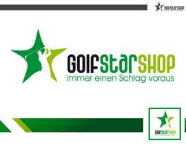 #147 untuk Logo Design for Golf Star Shop oleh RobertoValenzi