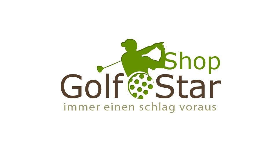 Конкурсная заявка №169 для Logo Design for Golf Star Shop