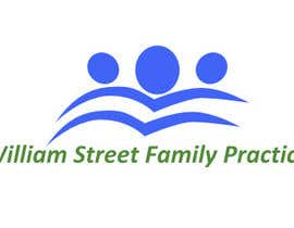 nº 205 pour logo-william st family practice par Cobot