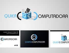 #28 for Diseñar un logotipo para empresa venta de computadoras af dlascasas